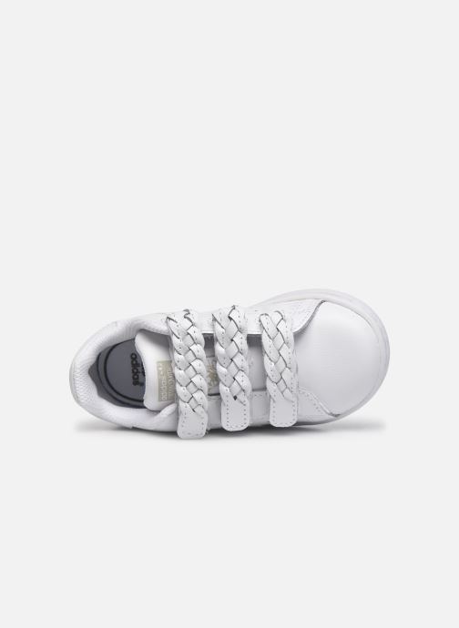 Sneakers adidas originals Stan smith cf I Wit links
