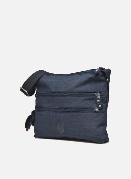 Handtassen kipling Alvar Blauw model