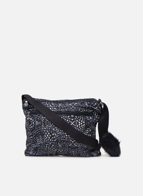 Handtassen kipling Alvar Blauw voorkant