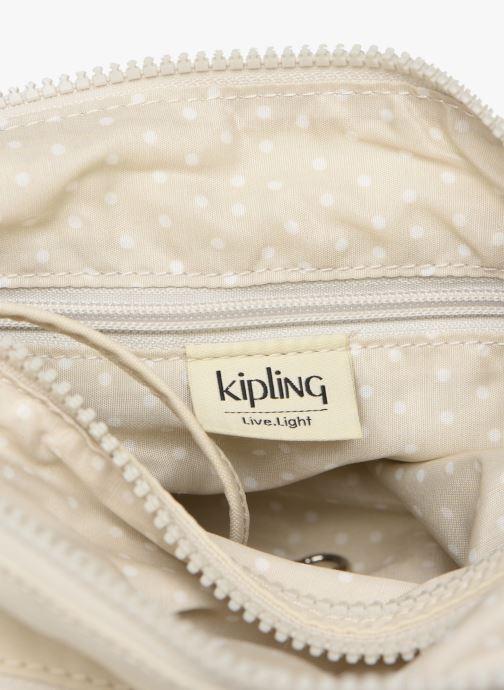 Handtaschen kipling Alvar weiß ansicht von hinten