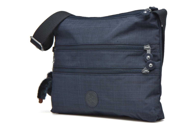 Handtaschen Kipling Alvar blau schuhe getragen