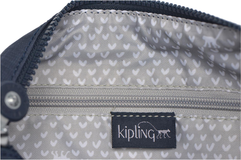 Handtaschen Kipling Alvar blau ansicht von hinten