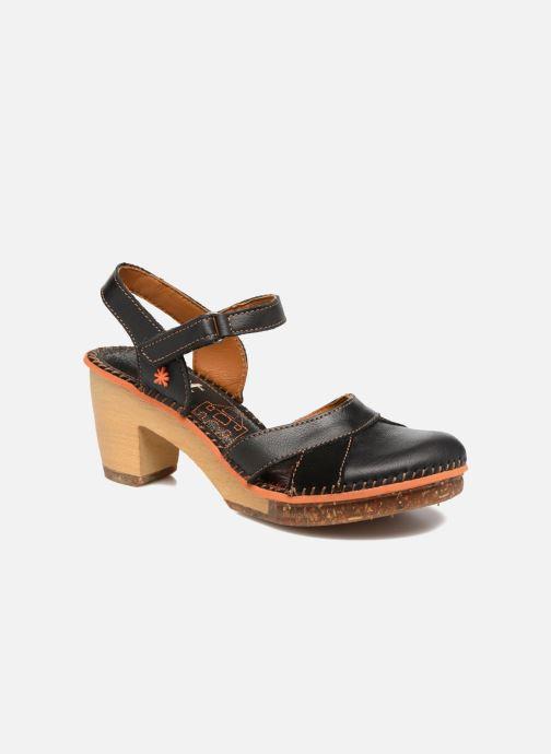 Sandaler Art Amsterdam 313 Sort detaljeret billede af skoene