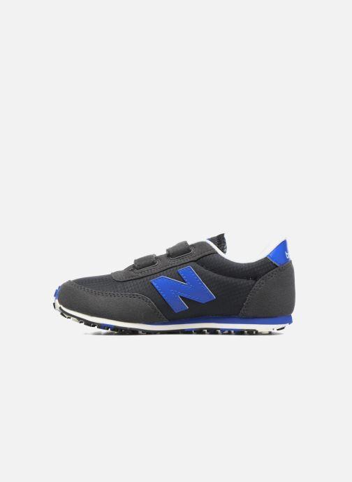 Sneakers New Balance KE410 Zwart voorkant
