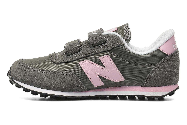 Sneakers New Balance KE410 Grigio immagine frontale