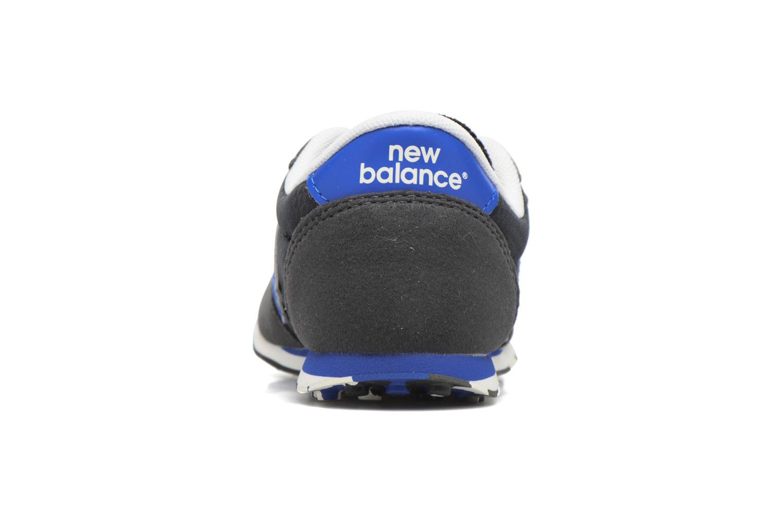 Sneakers New Balance KE410 Zwart rechts