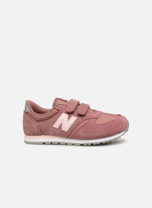 Sneaker New Balance Ke420 rosa ansicht von hinten
