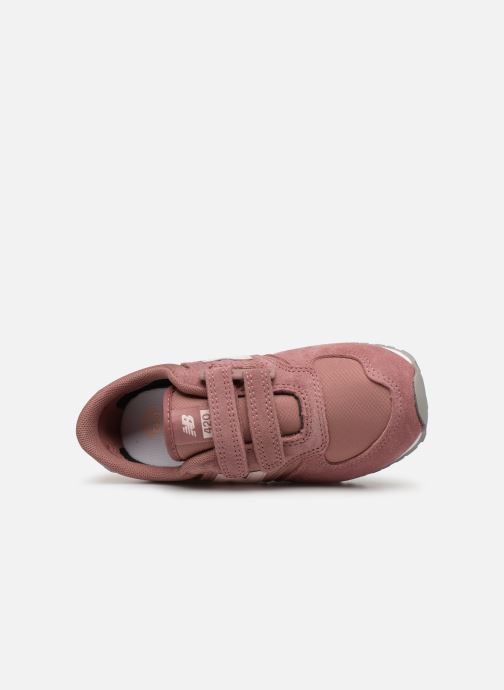 Baskets New Balance Ke420 Rose vue gauche