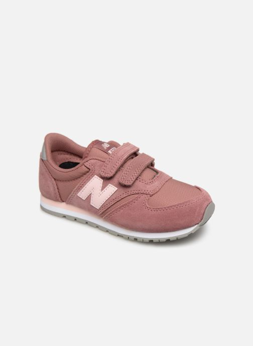 Baskets New Balance Ke420 Rose vue détail/paire