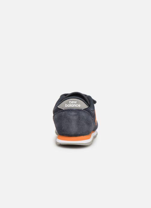 Sneakers New Balance Ke420 Blauw rechts