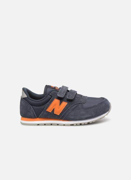 Sneakers New Balance Ke420 Blauw achterkant