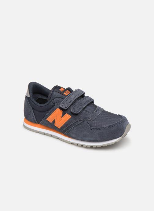 Sneakers New Balance Ke420 Blauw detail