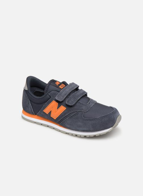 Sneakers New Balance Ke420 Blauw detail