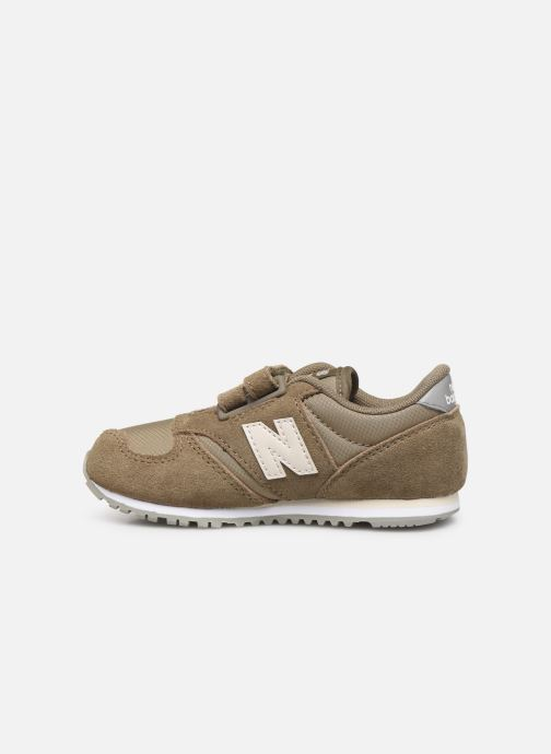 Trainers New Balance Ke420 Green front view