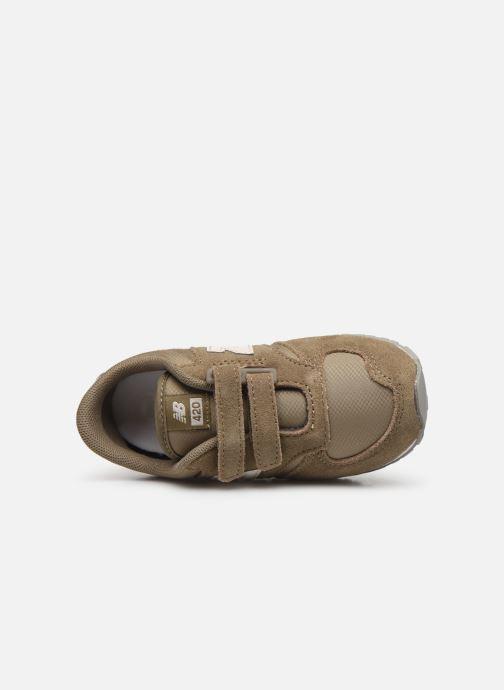 Sneakers New Balance Ke420 Groen links