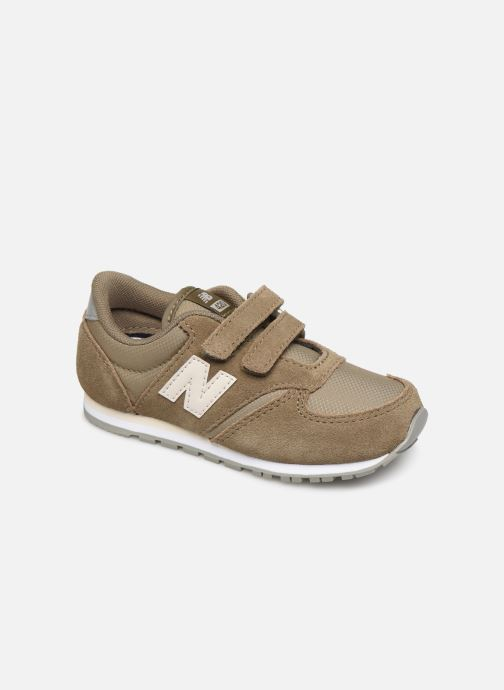 Trainers New Balance Ke420 Green detailed view/ Pair view