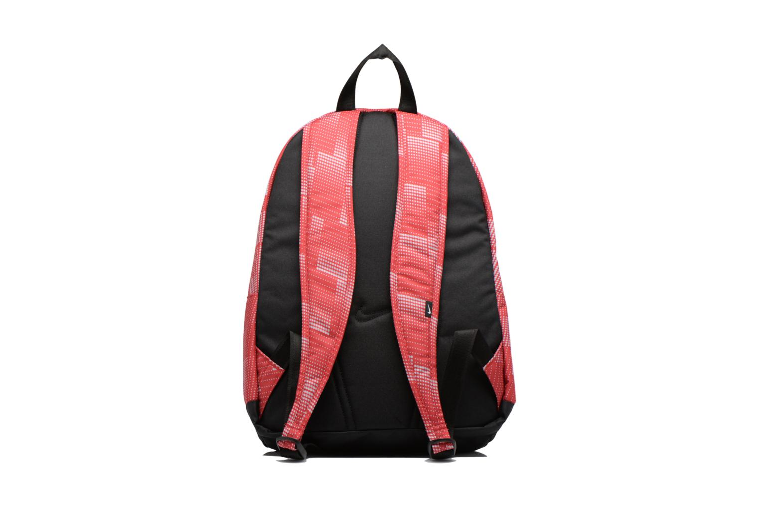 Sacs à dos Nike All access halfday Rouge vue face