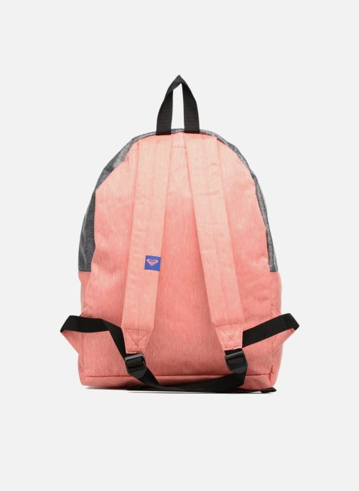 Rucksacks Roxy Sugar baby Pink front view