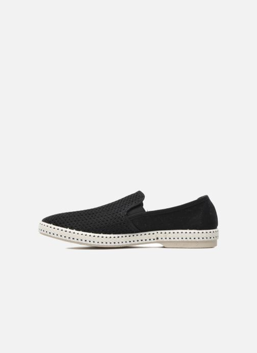 Loafers Rivieras 20°c m Black front view
