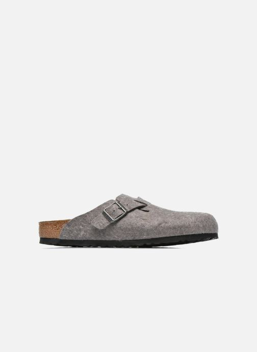 Birkenstock Boston Laine M (Gris) Sandales et nu pieds
