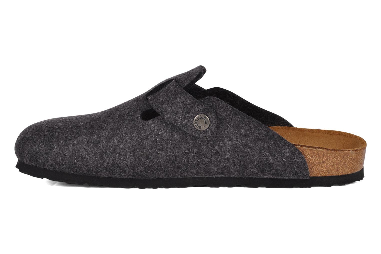 Sandali e scarpe aperte Birkenstock Boston Laine M Grigio immagine frontale