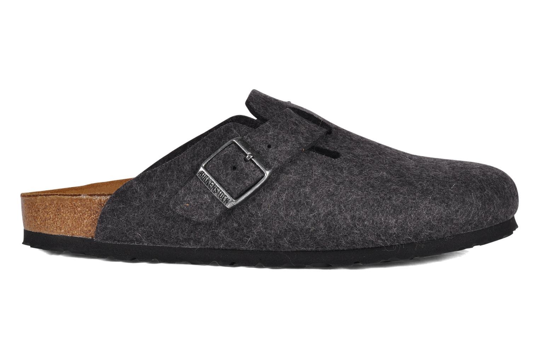 Sandali e scarpe aperte Birkenstock Boston Laine M Grigio immagine posteriore