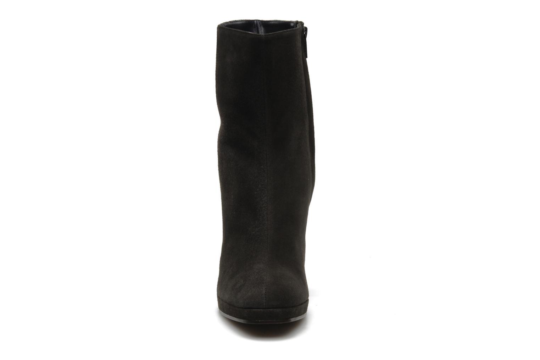 Bottines et boots Castaner Caty Gris vue portées chaussures