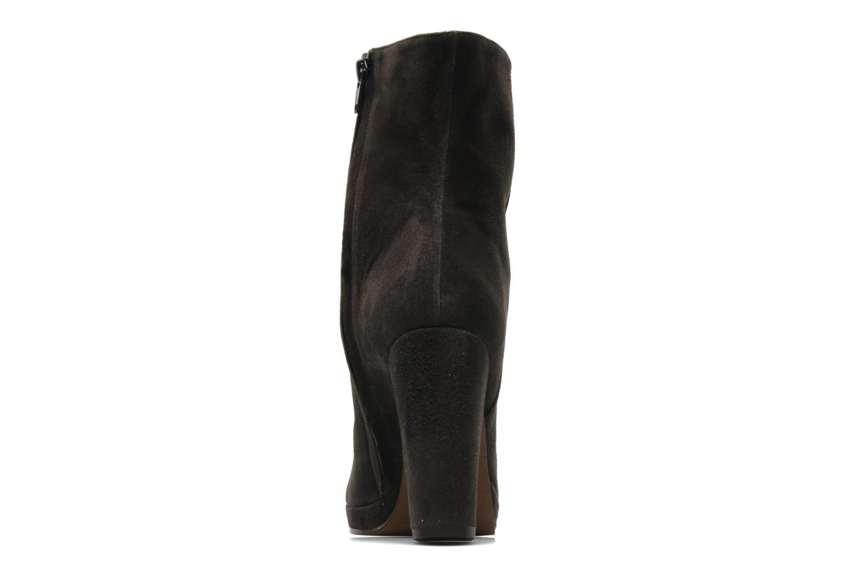 Bottines et boots Castaner Caty Gris vue droite