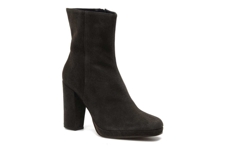Bottines et boots Castaner Caty Gris vue détail/paire
