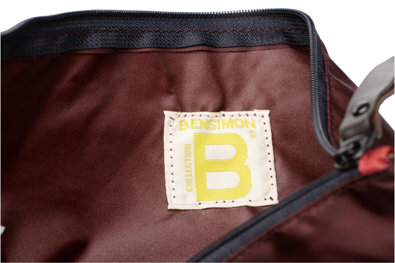 Sacs pochettes Bensimon Zipped pocket Multicolore vue gauche