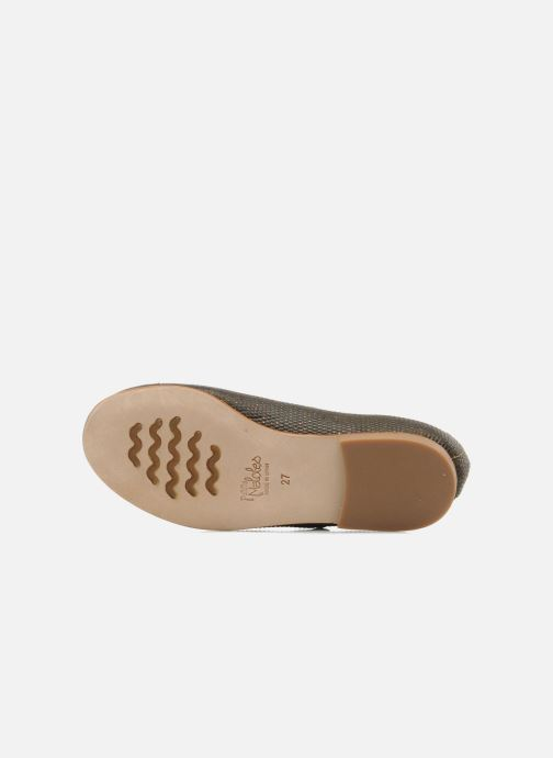 Ballet pumps Petite Maloles Petite Safir Brown view from above