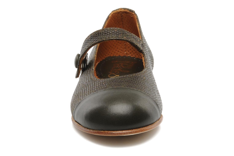 Ballerines Petite Maloles Petite Safir Marron vue portées chaussures
