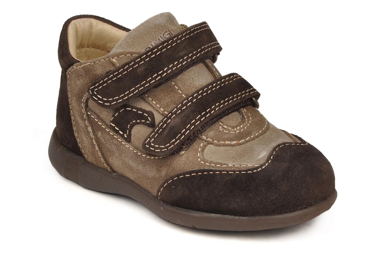 Sneakers Primigi Martin Brun detaljeret billede af skoene
