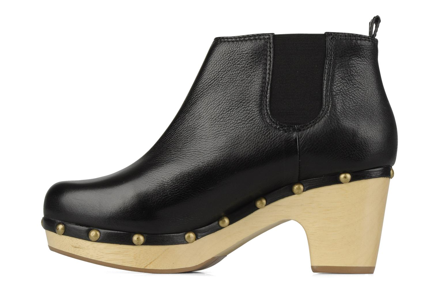 Ankle boots Studio TMLS Caius boot Black front view