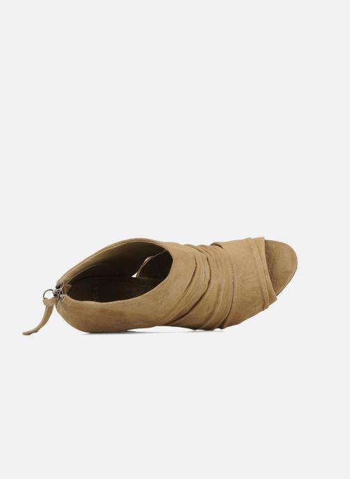 Bottines et boots Carvela Asterix Beige vue gauche