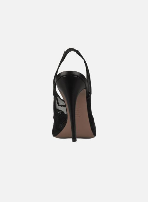 High heels Missoni Asella Black view from the right