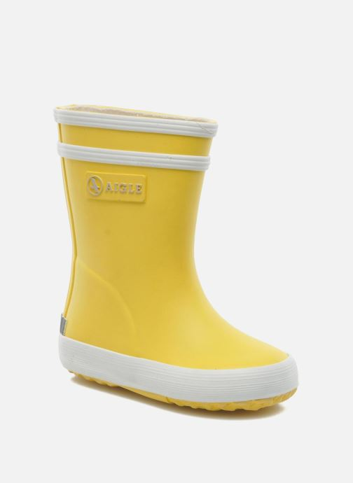 Stiefel Aigle Baby Flac gelb detaillierte ansicht/modell