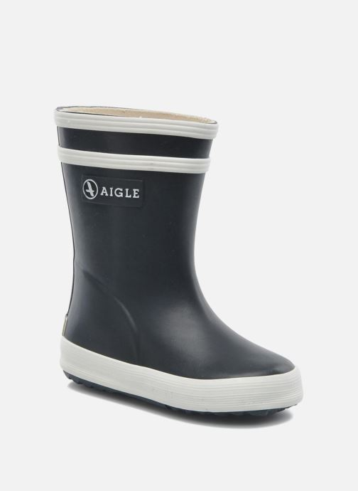 Boots & wellies Aigle Baby Flac Blue detailed view/ Pair view