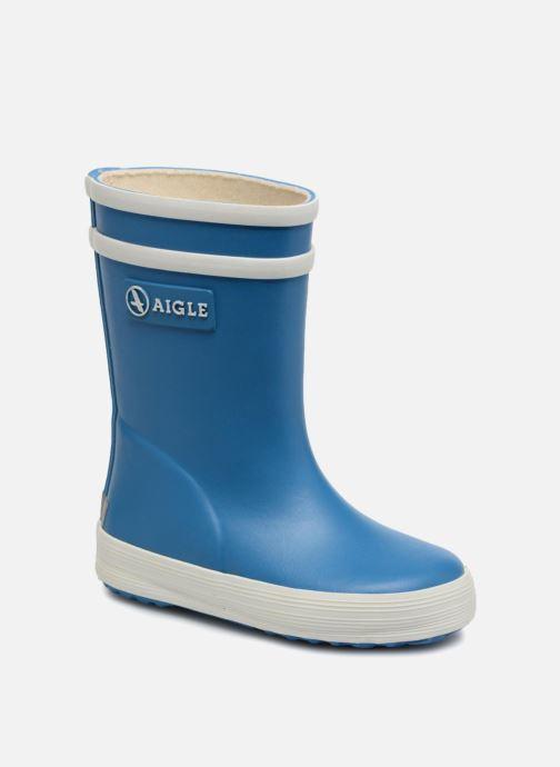 Stiefel Aigle Baby Flac blau detaillierte ansicht/modell