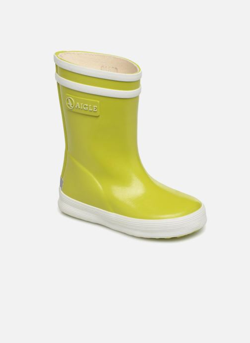 83fe11c01ecf6 Aigle Baby Flac (Green) - Boots   wellies chez Sarenza (355397)