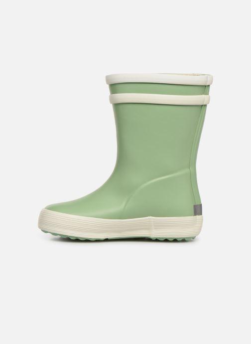 Laarzen Aigle Baby Flac Groen voorkant