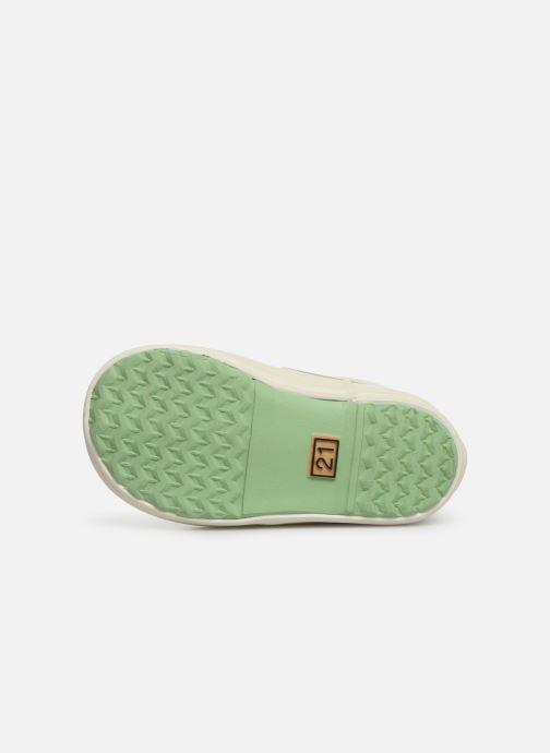 Laarzen Aigle Baby Flac Groen boven