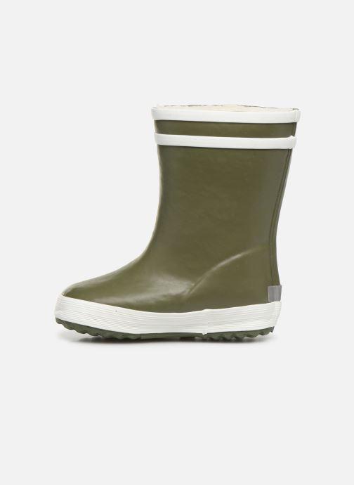 Støvler & gummistøvler Aigle Baby Flac Grøn se forfra