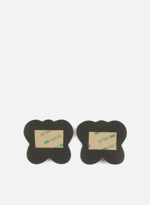 Insoles Lady's Secret No scratch! Non-slip Foot Pillows Black front view