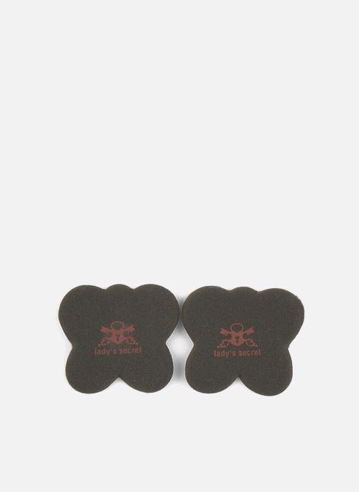 Plantillas Lady's Secret Almohadilla antideslizante Negro vista de detalle / par