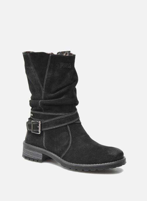 Sandaler Primigi Gipsy Sort detaljeret billede af skoene