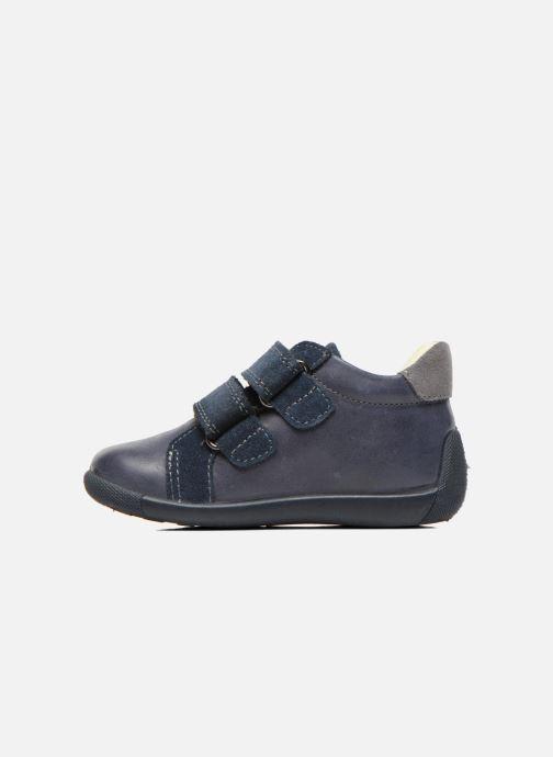 Ankle boots Primigi Michele Blue front view