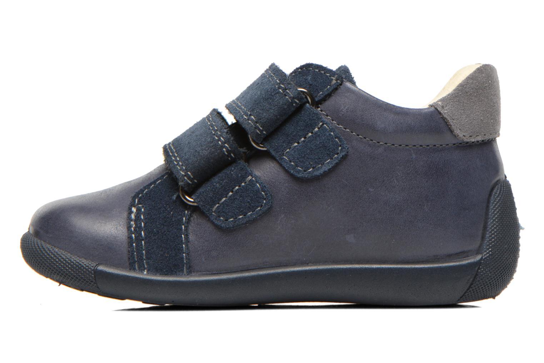 Bottines et boots Primigi Michele Bleu vue face