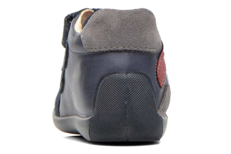 Bottines et boots Primigi Michele Bleu vue droite