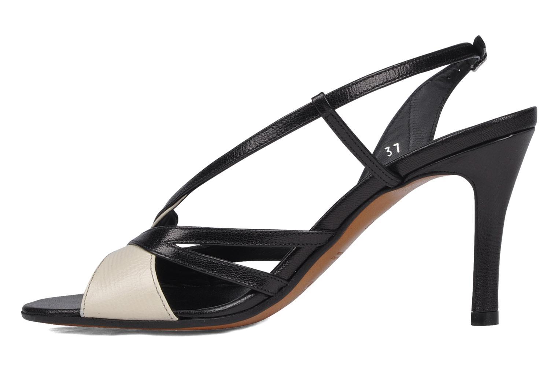 Sandales et nu-pieds Michel Perry Vesta Multicolore vue face